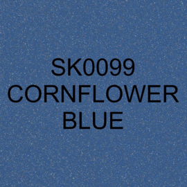 Siser Sparkle - Cornflower Blue