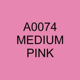 Medium Pink - A0074