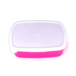 Sublimatie lunchbox / broodtrommel roze