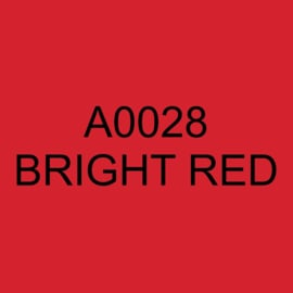 Bright Red - A0028