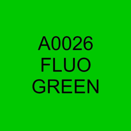 Fluo Green - A0026