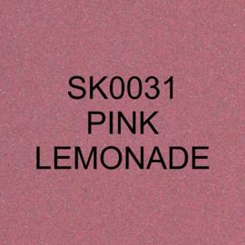 Siser Sparkle - Pink Lemonade