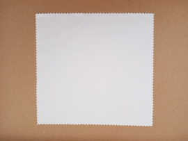 Brillendoekje vierkant