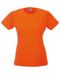 Dames T-shirt Oranje
