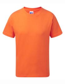 Kinder T-shirt Oranje