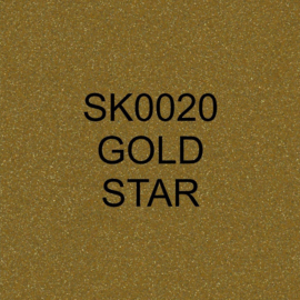 Siser Sparkle - Gold Star
