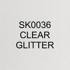 Siser Sparkle - Clear Glitter