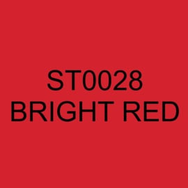 Bright Red - ST0028