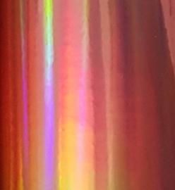 Holografisch Rose Goud