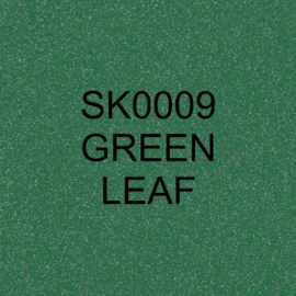 Siser Sparkle - Green Leaf