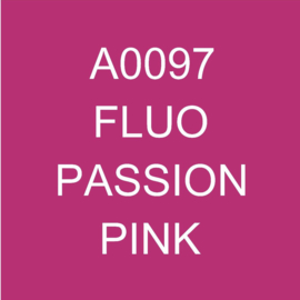 Fluo Passion Pink - A0097