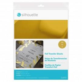 Foil Transfer Sheets Gold