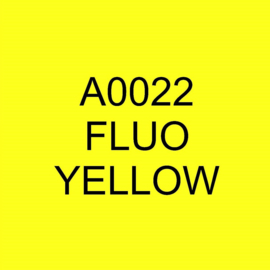 Fluo Yellow - A0022