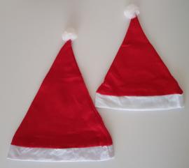 Blanco Kerstmuts  (2 maten)