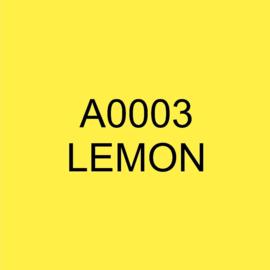 Lemon Yellow - A0003