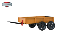 Berg Tandem Trailer L ( excl. trekhaak)