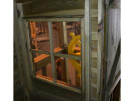 Big House Tom houten speelhuis Prestige garden