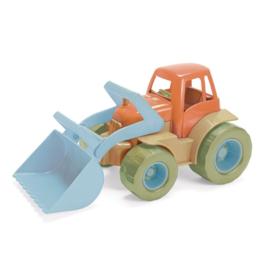 BIOplastic tractor
