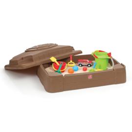 Step2 Play & Store zandbak