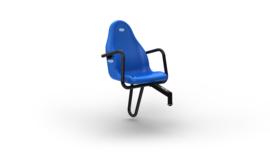 Berg Duostoel Basic/ Extra Blue