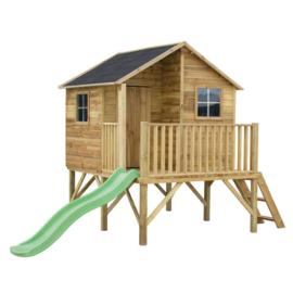 Brussel houten speelhuis Prixma
