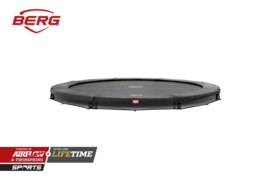 Trampoline Berg InGround Champion 380 Sport Grijs