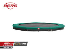 Trampoline Berg InGround Champion 430 Sport Groen