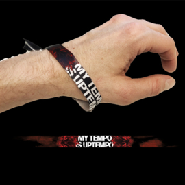 Armbandje My Tempo Is Uptempo 2019-01