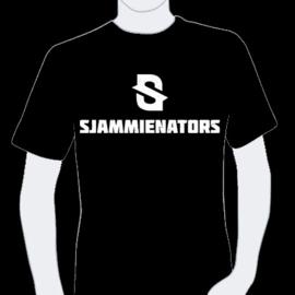 T-shirt Sjammienators