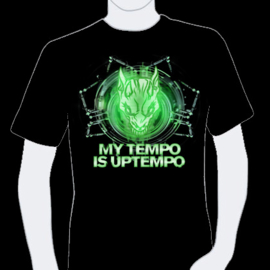 T-shirt My Tempo Is Uptempo 1
