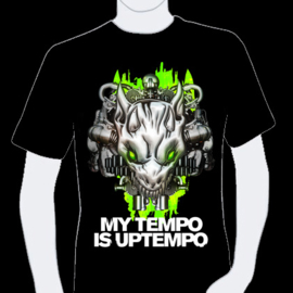 T-shirt My Tempo Is Uptempo Germany