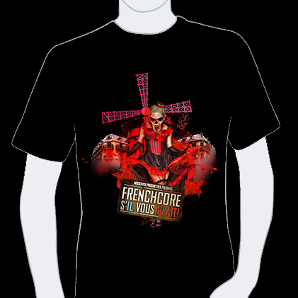 T-shirt Frenchcore SVP 14