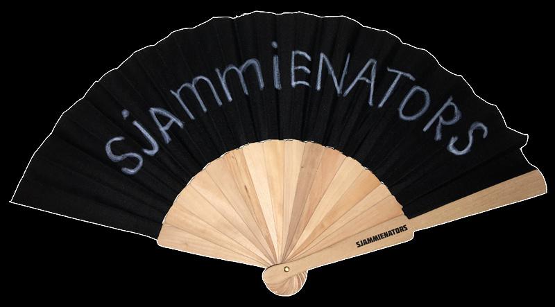 Waaier Sjammienators