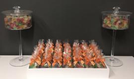 Artisanale snoepjes op kleur merk Joris