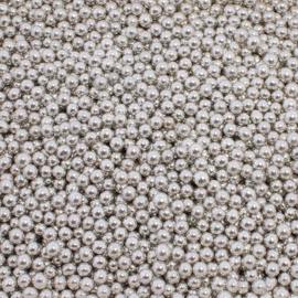 Suikerparels kleur zilver