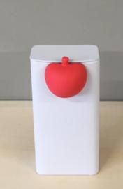 Magneetje appel kleur rood (blikje niet inbegrepen)