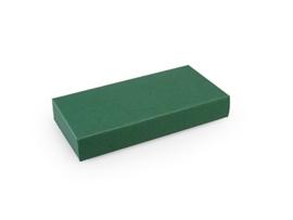 Rechthoekig doosje 1,5x10x5 cm, kleur Forest green