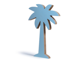 Miami palmboom 3D medium model (18,92 x 28 x 2 cm)