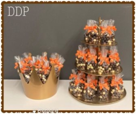 Verjaardagstractatie chocolade