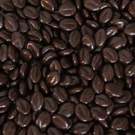 Koffiebonen pure chocolade