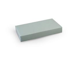 Rechthoekig doosje 1,5x10x5 cm,  kleur eucalyptus