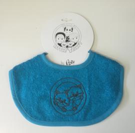 Little Triki's slab klein model, kleur blauw