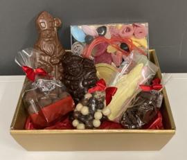 Sint-chocolade voor Houwelyckx