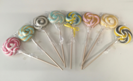 Artisanale reuze-lollie type twist 3