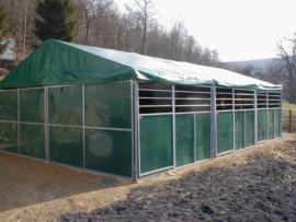 Govaplast HDPE plaat 4 x 1500 x 3000 mm (groen)