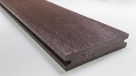 GovaDeck kunststof vlonderplank, kleur bruin