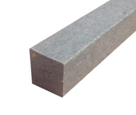 ECO-line paal 7x7x50 cm (grijs)