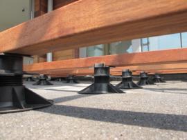 Balkdragers - Verstelbaar tot 17 cm hoogte