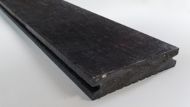 GovaDeck kunststof vlonderplank, kleur zwart