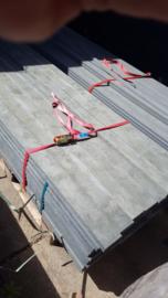 ECO kunststof plank 2 x 10 x 280 cm